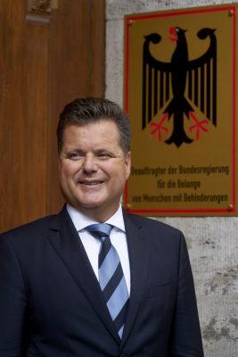 Der Bundesbehindertenbeauftragte Jürgen Dusel