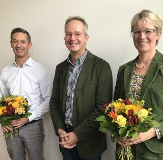 Sprecherteam Bremen, siehe Bildunterschrift im Artikel